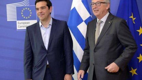 """Grecia, Borsa Atene -6,3%. Tsipras: """"I creditori siano realisti"""""""