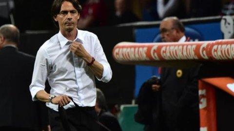 Milan: addio Inzaghi, benvenuto Mihajlovic