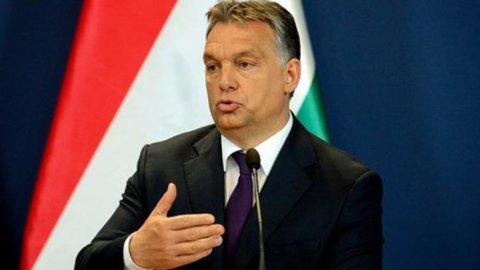Ungheria: dopo Brexit, referendum migranti