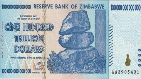 BLOG DI ALESSANDRO FUGNOLI (Kairos) – Lo Zimbabwe torna all'ortodossia monetaria. E la Grecia?