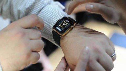 Apple Watch da oggi in Italia, tre versioni per tutte le tasche