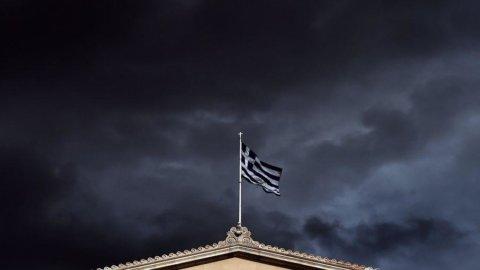LUNEDI' NERISSIMO – La Grecia manda a picco banche e Borsa ma l'Europa pensa già al dopo referendum