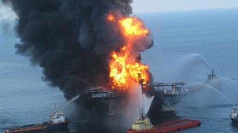BP pagherà 18,7mld per il disastro nel Golfo del Messico