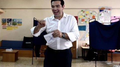 Referendum Grecia: la vittoria del NO e il gelo della Merkel spaventano i mercati