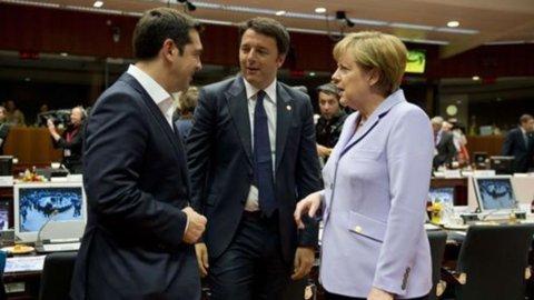 Brexit: a Berlino vertice Merkel-Hollande-Renzi
