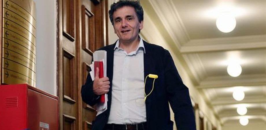 Grecia, Tsakalotos nuovo ministro delle Finanze