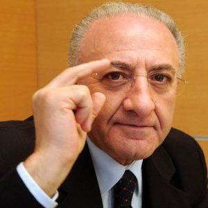 Campania, De Luca presenta la Giunta: sei assessori su otto sono donne