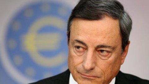 """La Bce: """"Ripresa sostenuta e generalizzata, ma lo stimolo serve ancora"""""""