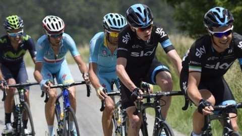 Tour: Nibali perde altro terreno, Bmc batte Team Sky