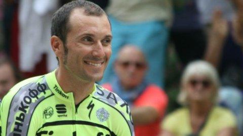 Choc al Tour: Basso scopre di avere un tumore