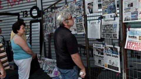 Grecia, banche ancora chiuse: non si sa quando riapriranno