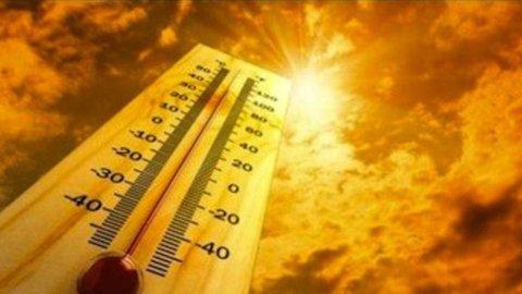 Meteo, caldo africano in arrivo
