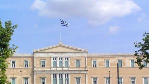 Grecia: oggi voto del Parlamento su nuovo pacchetto riforme
