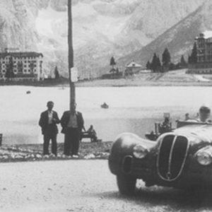 Coppa d'Oro delle Dolomiti : oggi la partenza  da Cortina