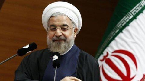 Iran, Rohani rieletto presidente
