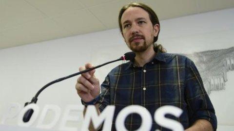 Spagna, l'effetto Grecia mette in difficoltà Podemos