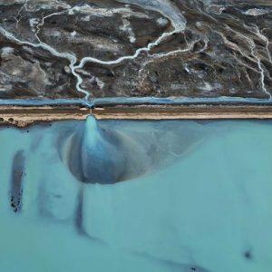 FOTOGRAFIA- Edward Burtynsky presenta un progetto dedicato all'acqua
