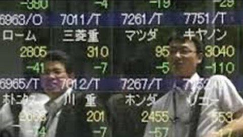 Borse: Shanghai -8,4%, mai così in basso dal 2007