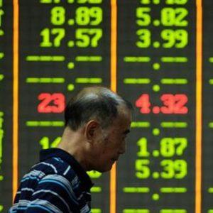 Shanghai chiude a -1,8% ma le borse europee cercano il rimbalzo