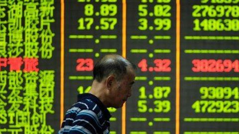 La Borsa di Shanghai cancella il virus e Wall Street vola