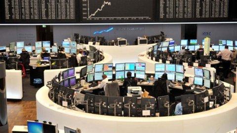 Borsa: aperture in calo in tutta Europa, pesano dati su Cina
