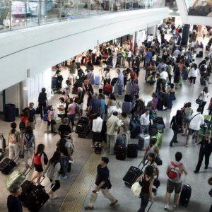 Aeroporti di Roma: crescono i passeggeri a Fiumicino e Ciampino