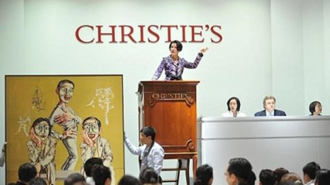 Continued Growth as Christie's Half Year Sales Achieves Record Total of £2.9 Billion