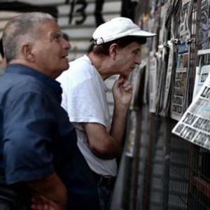 Grecia, un occhio alla Borsa e l'altro alla Troika