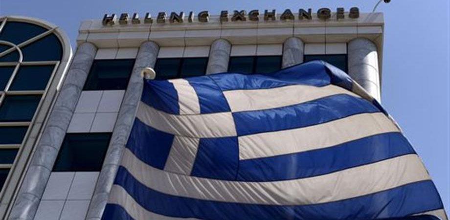 Grecia, rendimenti ai minimi per titoli Stato