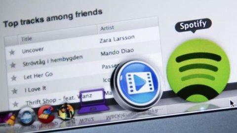 Spotify, esordio col botto al Nyse: +26%, a 165,9 dollari