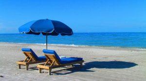 Vacanze al mare immagine di repertorio