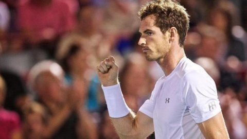 TENNIS, Finale Montreal: Murray batte Djokovic e supera Federer in classifica