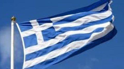 La Grecia è di nuovo con le spalle al muro