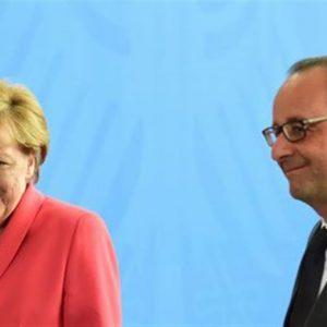 IMMIGRAZIONE – Merkel e Hollande in pressing su Italia e Grecia