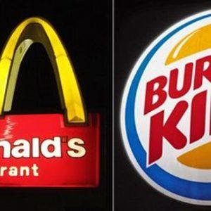 McDonald's: no al panino della pace con Burger King