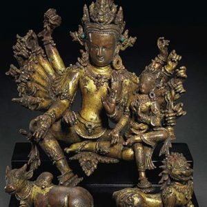 New York – Auction Christie's, quality and rarity for many asiatic art collection