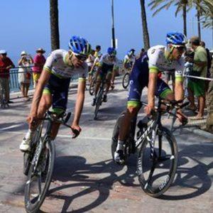 Quintana respinge l'ultimo attacco di Chris Froome: la Vuelta è sua