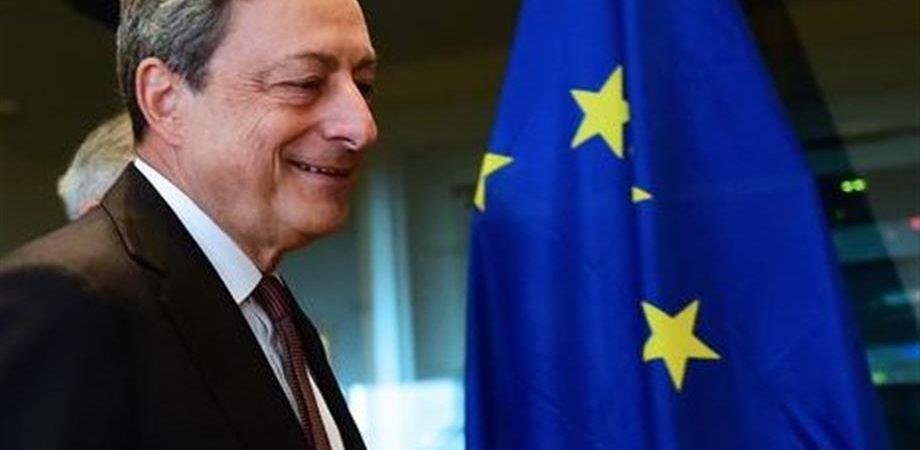 Bce: oggi riflettori puntati su Mario Draghi. Atteso un rafforzamento del Qe