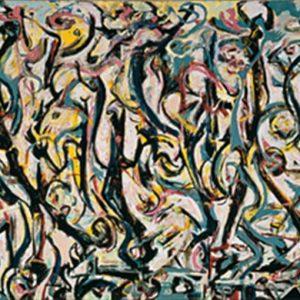 Venezia: Fondazione Peggy Guggenheim – sei metri per l'opera di Pollock