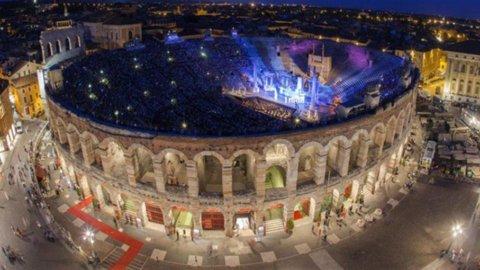 """Record per """"ARENA OPERA FESTIVAL 2015"""": oltre 23 milioni di incasso"""