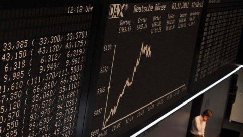 BORSA – Mercati europei in territorio positivo: Milano +0,9%