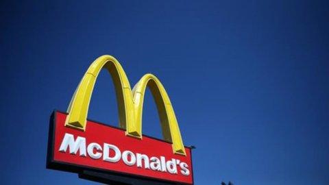 McDonald's: presunta elusione fiscale da 74,7 mln in Italia