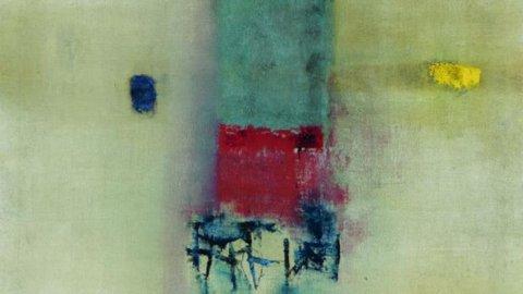 Venezia, Guggenheim – Retrospettiva di Gaitonde: pittura come processo, pittura come vita
