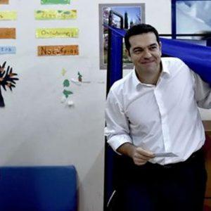 Elezioni Grecia, Tsipras vince ancora: oggi nuovo governo Syriza-Anel