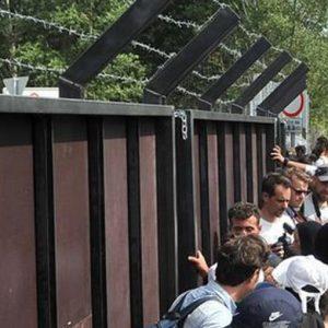 """Sioi-Cir: """"Ponti, non muri"""" per l'immigrazione"""