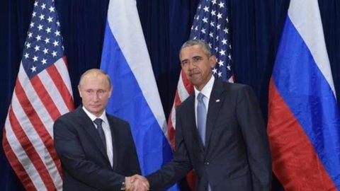 Usa-Russia: reciproca espulsione di 35 diplomatici