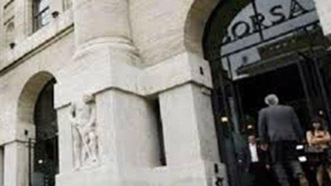 Effetto Draghi sulle banche che spingono Piazza Affari al ribasso (-0,23%)