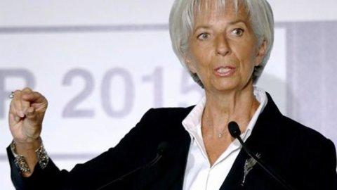 Fmi alza le stime sul Pil italiano, ma taglia quelle sulla crescita globale