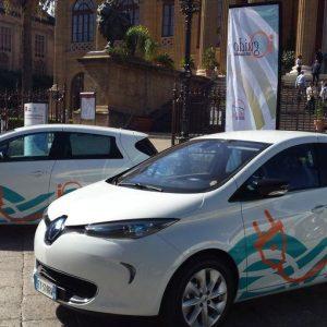 Palermo regina del car sharing elettrico al Sud
