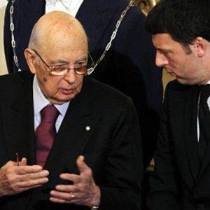 Referendum, Napolitano: la Costituzione non si difende con l'immobilismo
